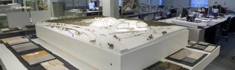 В среду, 22 апреля прошла экскурсия в архитектурное бюро «БРТ РУС» (входит в ГК «ИНТЕКО»).