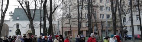 Неизвестная Тимирязевская. Экскурсии дней архитектуры